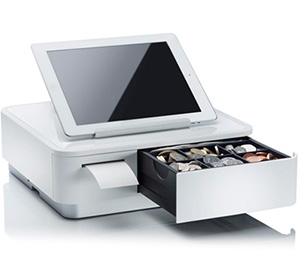 iPad Cashier Station
